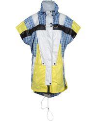 Alexander Wang Mid-lenght jacket - Lyst
