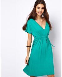 ASOS - Asos Grecian Summer Dress - Lyst
