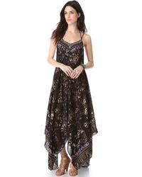 Free People Wild Devine Dress - Lyst