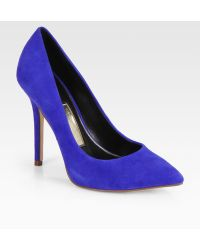 Boutique 9 | Justine Suede Pumps | Lyst