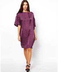 Cheap Monday Cocoon Dress - Lyst