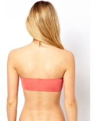 Cheap Monday | Microfiber Tube Bra | Lyst