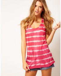 Denim & Supply Ralph Lauren -  Tie Dye Vest Top - Lyst