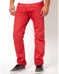 Diesel Jeans Darron 8qu Regular Slim Overdye - Lyst