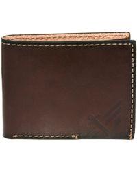 Dockers - Wallet Leather - Lyst