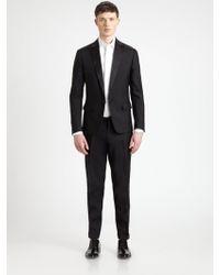 DSquared2 Wool Peakedlapel Tuxedo - Lyst