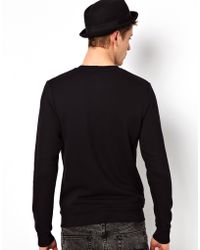 Izzue - Sweatshirt with Studs - Lyst