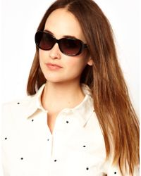 Jil Sander - Wave Sunglasses - Lyst