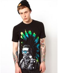 Rook - T-shirt Chief Eagle - Lyst