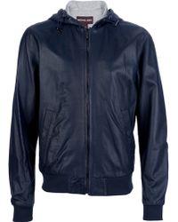 Michael Kors Perforated Jacket - Lyst
