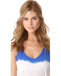 Dauphines of New York | Fly Away with Me Headband | Lyst