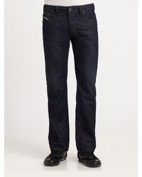 Diesel Larkee Straightleg Jeans - Lyst