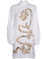 Emilio Pucci Dragon Dress - Lyst