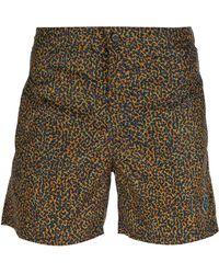 Kenzo Blotchy Print Swimming Shorts - Lyst