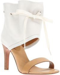 See By Chloé Sandal with Tie - Lyst