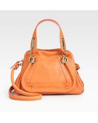 Chloé Paraty Small Shoulder Bag - Lyst