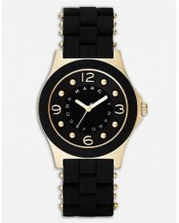 Marc By Marc Jacobs Ladies Pelly Twotone Watch - Lyst