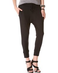 Riller & Fount - Lounge Trousers Black - Lyst