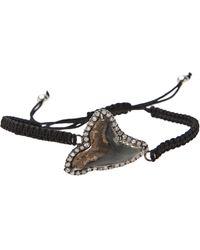 Mateo Bijoux - Shark Tooth Bracelet - Lyst