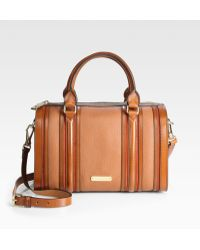 Burberry Alchester Bowling Bag - Lyst