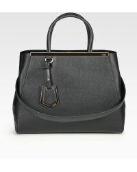 Fendi 2Jours Medium Shopper - Lyst