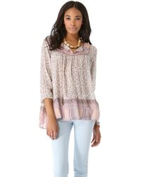 Free People Dream Lover Tunic - Lyst