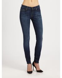 7 For All Mankind The Skinny Nouveau New York Jeans - Lyst