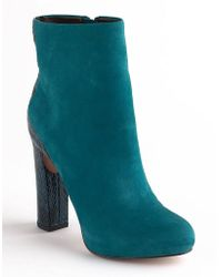 Boutique 9 - Tana Suede Boots - Lyst