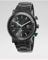 Gucci G Chrono Watch - Lyst