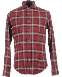 Brian Dales | Long Sleeve Shirt | Lyst
