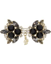 DSquared2 Brooch - Lyst