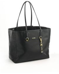 Sam Edelman Giselle Leather Tote Bag black - Lyst