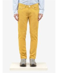 Acne Studios Slimfit Jeans - Lyst