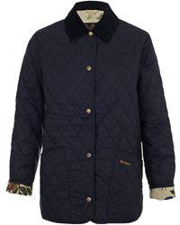 Barbour - Morris Liddesdale Quilt Jacket - Lyst