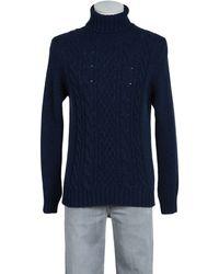Calvin Klein | High Neck Sweater | Lyst