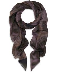 Givenchy Madonna and Child Scarf - Lyst