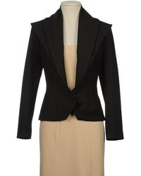Paper London Blazer black - Lyst