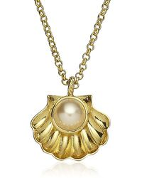 Wildfox - Shell Necklace - Lyst