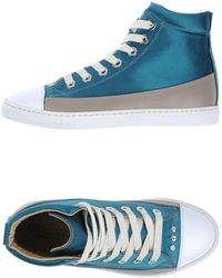 Alouette - High-Top Trainers - Lyst