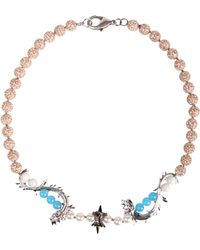 Fenton Necklace - Lyst