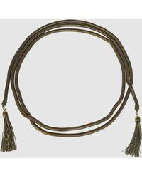 Maniamania - Necklace - Lyst