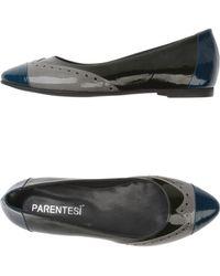 Parentesi Ballet Flats - Lyst