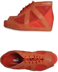 PUMA - Wedge - Lyst
