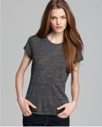 Rag & Bone/JEAN Tee - The Classic With Short Sleeves - Lyst