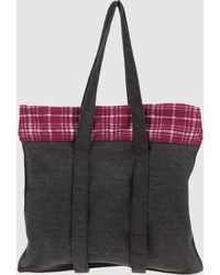 Simona Tagliaferri Large Fabric Bag - Lyst