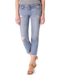 Textile Elizabeth and James - Grace Jeans - Lyst