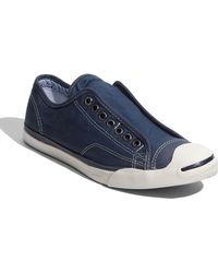 Converse Jack Purcell Slipon Sneaker Women - Lyst