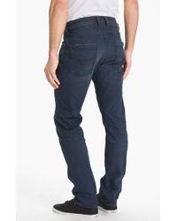 Diesel Braddom Slim Tapered Leg Jeans - Lyst