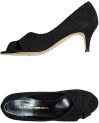 Gaspard Yurkievich - Pumps With Open Toe - Lyst