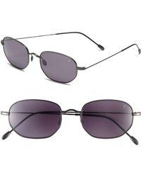 John Varvatos | V907 50mm Angular Sunglasses Limited Edition | Lyst